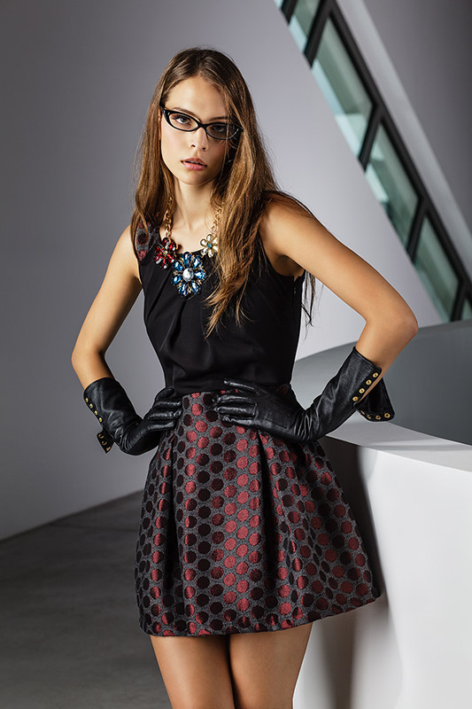 Collezione autunno inverno 2014 15 miss miss by for Italian fashion websites